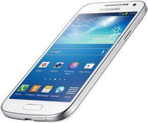 Telefoane Mobile Telefon Mobil Samsung Galaxy S4 Mini I9192 Dual SIM White