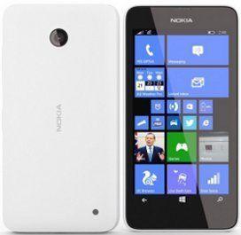 Telefoane Mobile Telefon Mobil Nokia Lumia 630 Dual SIM 3G White