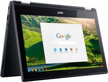 Laptop laptopuri Laptop 2in1 Acer Chromebook C738T-C17E Intel Celeron Dual Core N3050 32GB 2GB HD Touch
