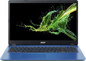 Laptop laptopuri Laptop Acer Aspire 3 A315-56 Intel Core (10th Gen) i5-1035G1 256GB SSD 8GB FullHD Linux Indigo Blue