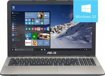 Laptop laptopuri Laptop Asus A541NA Intel Celeron Apollo Lake N3350 500GB HDD 4GB Win10