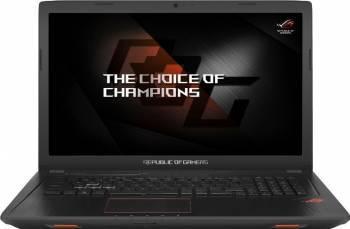 Laptop laptopuri Laptop Gaming Asus GL753VD-GC009 Intel Core Kaby Lake i7-7700HQ 1TB 8GB nVidia GeForce GTX 1050 4GB Endless FullHD
