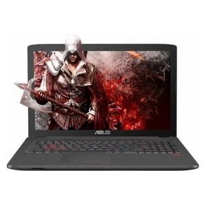 Laptop laptopuri Laptop Asus ROG GL752VW-T4015D Intel Core Skylake i7-6700HQ 1TB 8GB GTX960M 4GB FullHD Gri Metal
