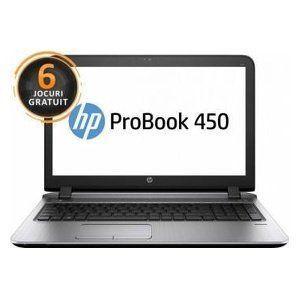 Laptop laptopuri Laptop HP ProBook 450 G3 Intel Core Skylake i7-6500U 1TB 8GB AMD Radeon R7 M340 2GB FHD Fingerprint Reader