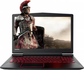 Laptop laptopuri Laptop Gaming Lenovo Legion Y520-15IKBN Intel Core Kaby Lake i5-7300HQ 1TB 4GB nVidia Geforce GTX 1050 2GB FullHD