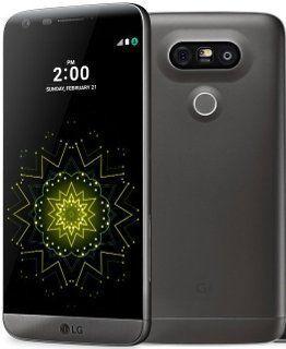 Telefoane Mobile Telefon Mobil LG G5 H850 32GB 4G Titanium Grey