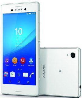 Telefoane Mobile Telefon Mobil Sony Xperia M4 Aqua 4G White