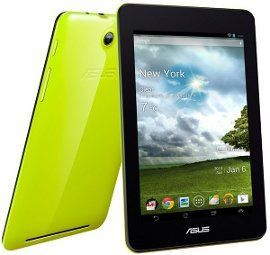 Tablete Tableta Asus Memo Pad ME173X Quad Core 16GB Android 4.2 Green