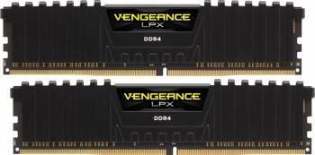 Memorii Memorie Corsair Vengeance LPX 16GB kit 2x8GB DDR4 2400MHz CL14 Black