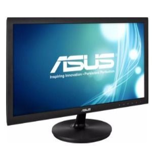 Monitoare LCD LED Monitor LED 22 Asus VS228NE Full HD Negru