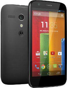 Telefoane Mobile Telefon Mobil Motorola Moto G 8GB Black