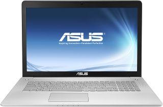 Laptop Laptopuri Laptop Asus N750JK-T4185D i7-4710HQ 1TB+24GB 8GB GTX850M 4GB