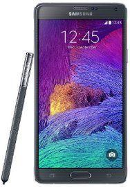 Telefoane Mobile Telefon Mobil Samsung Galaxy Note 4 N910 Black