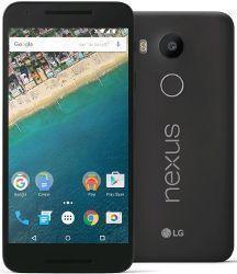 Telefoane Mobile Telefon Mobil LG Nexus 5X 16GB LTE Black