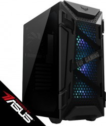 Calculatoare Desktop PC Gaming Diaxxa Powered by ASUS i5-10400 2.9GHz HDD 1TB+SSD 480GB 16GB DDR4 RTX 2060 6GB