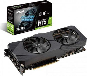 Placi video Placa video ASUS GeForce RTX 2070 SUPER EVO OC 8GB GDDR6 256-bit