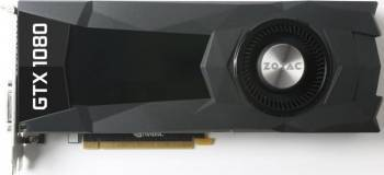 Placi video Placa video Zotac GeForce GTX 1080 Blower 8GB GDDR5X 256bit
