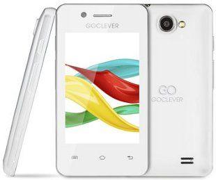 Telefoane Mobile Telefon Mobil GoClever Quantum 400 Plus Dual SIM White