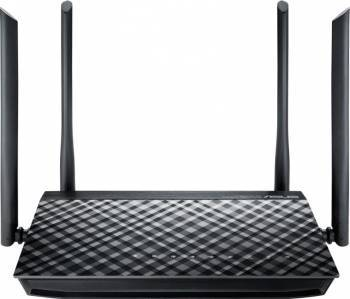 Wireless Router Wireless Asus Gigabit Dual-Band RT-AC1200G Plus