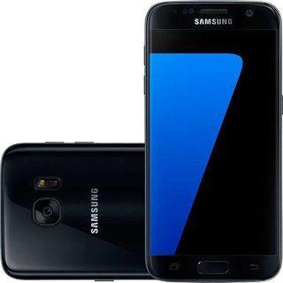 Telefoane Mobile Telefon Mobil Samsung Galaxy S7 G930 32GB Black