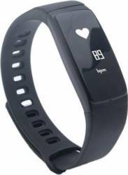Smartwatch SmartBand E-Boda Smart Fitness 300BP monitorizare activitate Negru