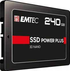 SSD uri SSD EMTEC X150 Power Plus 240GB SATA3 2.5 inch