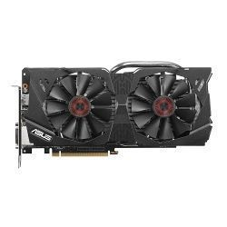Placi video Placa video Asus GeForce GTX 970 StriX DC2 OC 4GB DDR5 256Bit