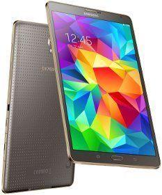 Tablete Tableta Samsung Galaxy Tab S 8.4 T705 16GB 4G Android 4.4 Bronze