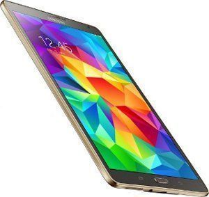 Tablete Tableta Samsung Galaxy Tab S 8.4 T705 16GB 4G Android 4.4 Bronze