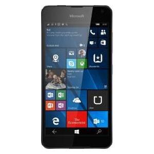 Telefoane Mobile Telefon Mobil Microsoft Lumia 650 16GB Dual SIM 4G Black Dark Silver