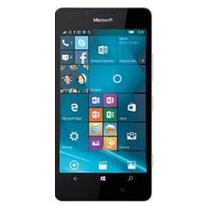 Telefoane Mobile Telefon Mobil Microsoft Lumia 950 Dual SIM 32GB 4G White