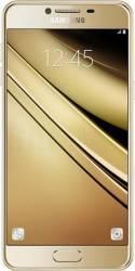 Telefoane Mobile Telefon Mobil Samsung Galaxy C5 32GB Dual Sim 4G Gold