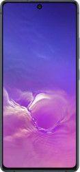 Telefoane Mobile Telefon mobil Samsung Galaxy S10 Lite G770 128GB Dual SIM 4G Prism Black