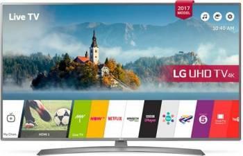 Televizoare LCD LED Televizor LED 108 cm LG 43UJ670V 4K UHD Smart TV