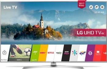 Televizoare LCD LED Televizor LED 108 cm LG 43UJ701V 4K UHD Smart TV Magic Remote inclusa