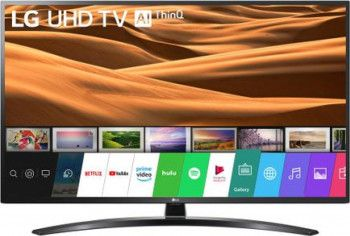 Televizoare Televizor LED 108 cm LG 43UM7450PLA 4K Ultra HD Smart TV Magic Remote inclusa