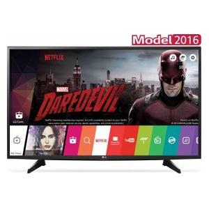 Televizoare LCD LED Televizor LED 109 cm LG 43UH6107 4K UHD Smart Tv Quantum Display