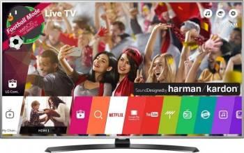 Televizoare LCD LED Televizor LED 109 cm LG 43UH668V 4K UHD Smart Tv