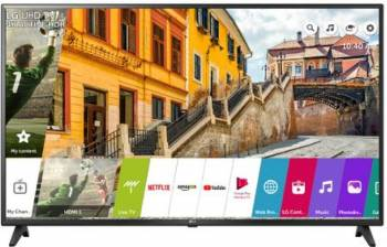 Televizoare LCD LED Televizor LED 139 cm LG 55UK6200 4K HDR Smart TV