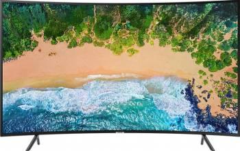 Televizoare LCD LED Televizor LED 140cm Samsung 55NU7302 4K UHD Smart TV HDR Curbat