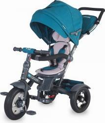 Triciclete Tricicleta COCCOLLE Giro Plus Multifuntionala Albastru