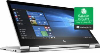 Laptopuri Renew & Refurbished Ultrabook 2in1 HP Spectre Pro x360 1030 G2 Intel Core i5-7300U up to 3.5GHz SSD 256GB 8GB DDR4 FullHD Touchscreen Refurbished Win10PRO
