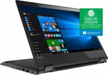 Laptop laptopuri Ultrabook 2in1 Lenovo Yoga 520-14IKB Intel Core Kaby Lake i3-7100U 1TB 4GB Win10 FullHD Touchscreen