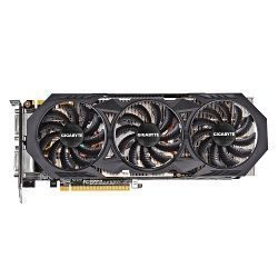Placi video Placa video Gigabyte GeForce GTX 970 OC WindForce 3X 4GB DDR5 256Bit